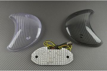 LED-Bremslicht mit integriertem Blinker für Ducati Supersport SS 620 750 900 1000