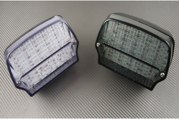 LED Taillight with Integrated turn signals for BMW R100R