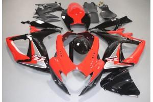 Komplette Motorradverkleidung für SUZUKI GSXR 600 750 2006 / 2007