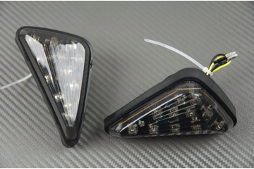 Universal Flush Mount LED turn signals