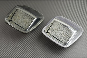 LED Taillight with Integrated turn signals for Harley Davidson DEUCE
