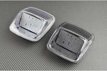 LED Taillight with Integrated turn signals for Harley Davidson VROD