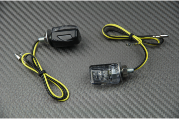 Coppia di indicatori di direzione LED universale