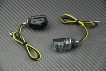 Par de señales de giro LED universales