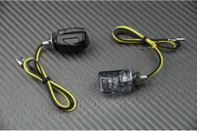 Pair of Universal Mini LED Turn Signals