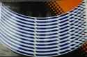 Stickers de llantas universales Racing - Modelo 1