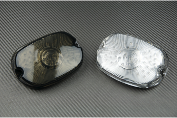 LED-Bremslicht für schlanke Harley