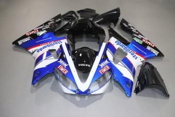 Komplette Motorradverkleidung für YAMAHA YZF R1 2000 / 2001