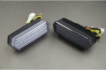 LED Taillight with Integrated turn signals for Honda MSX CBR650F CB650F CTX 700