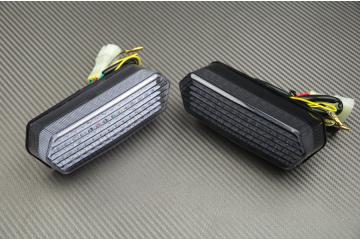 Fanale posteriore indicatori di direzione integrato per Honda MSX CBR650F CB650F CTX 700