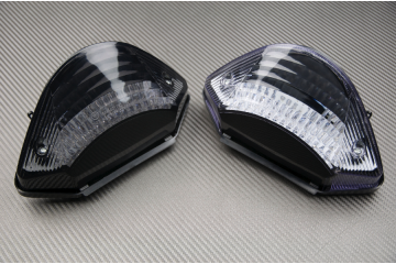 LED Taillight with Integrated turn signals for Honda CB600 CB900 Hornet 2002/2006