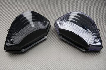 LED-Bremslicht mit integriertem Blinker für Honda CB600 CB900 Hornet 2002/2006