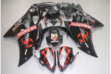 Komplette Motorradverkleidung YAMAHA YZF R6 2008 / 2016