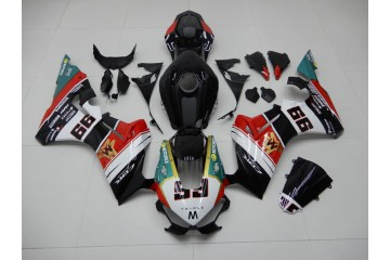Komplette Motorradverkleidung für HONDA CBR 1000RR 2017 - 2019