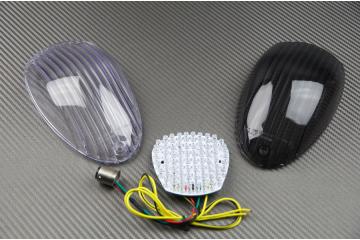 LED-Bremslicht mit integrierten Blinker für Kawasaki Vulcan VN900