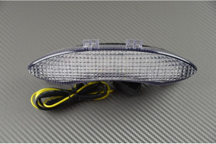 LED Taillight with Integrated turn signals for Triumph 675 Speed Street Triple 675 - 1050 & Tiger Sport