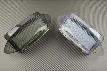 Feu Stop Led Clignotants Intégrés Honda Cbr 600 F3 1997 / 1998 et Varadero XLV 1000 1998 / 2006