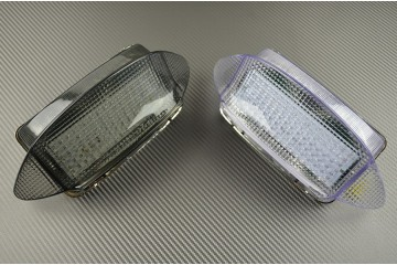 LED Taillight with Integrated turn signals for Honda Cbr 600 F3 1997 / 1998 and VADERARO XLV 1000 1998 / 2006