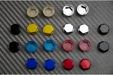 Caches visserie tête hexagonale 10mm 12mm 14mm