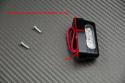 Luz de matrícula 4 LED sin roscas