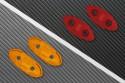 Rearview Mirrors Block Off Plates YAMAHA - UNIK by Avdb