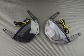 LED-Bremslicht mit integriertem Blinker für Honda Cbr 600RR 2007/2012 (unterhalb des Sattels)