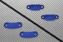 Rearview Mirrors Block Off Plates APRILIA RSV 1000 / R 2004 - 2008 - UNIK by Avdb