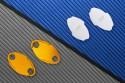 Rearview Mirrors Block Off Plates  SUZUKI - UNIK by Avdb