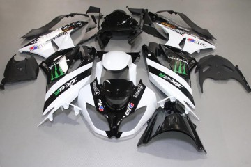 Complete Fairing set for KAWASAKI ZX6R 2009 / 2012