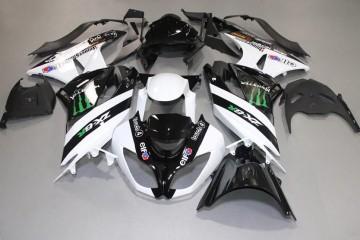 Komplette Motorradverkleidung KAWASAKI ZX6R 2009 / 2012