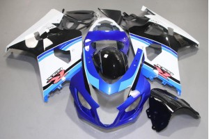 Komplette Motorradverkleidung für SUZUKI GSXR 600 750 2004 / 2005
