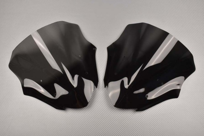 Sport Polycarbonate Windscreen Yamaha MT09 / MT-09 SP 2017 - 2019