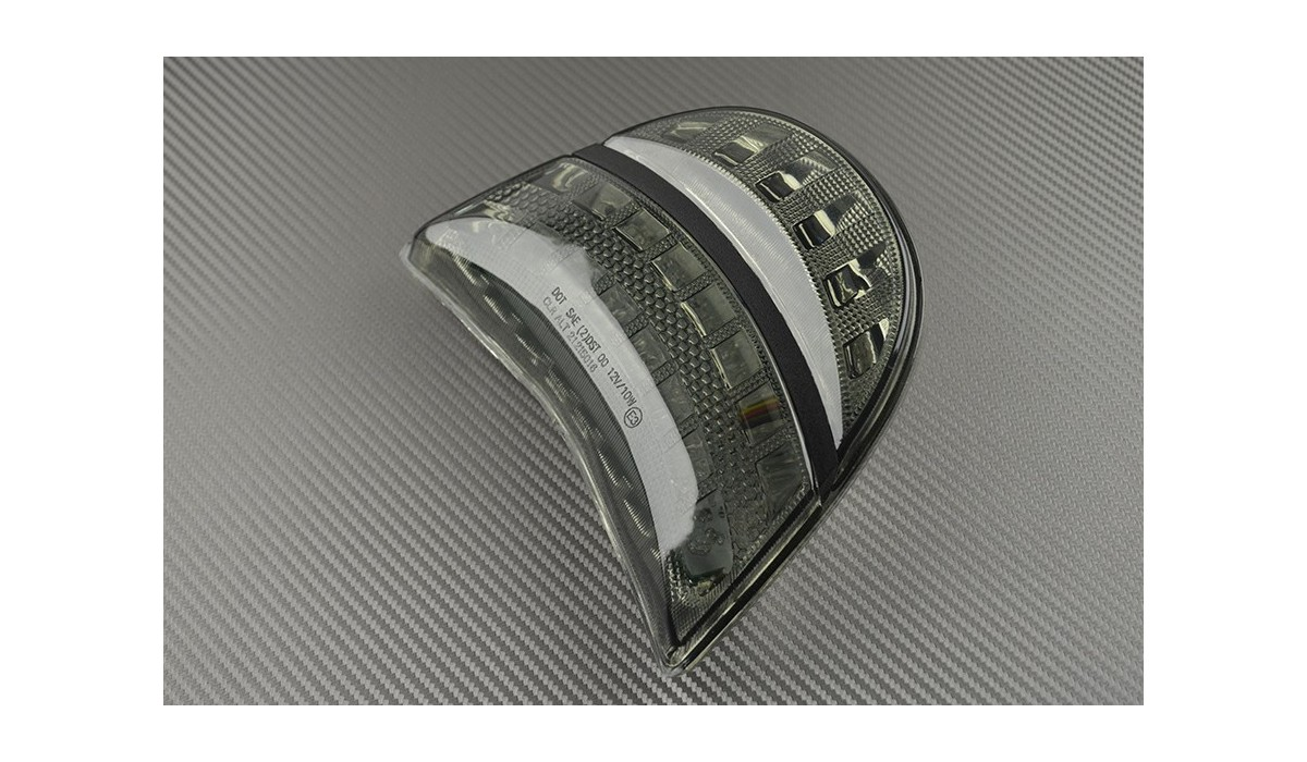 led taillight with integrated turn signals for honda cbr. Black Bedroom Furniture Sets. Home Design Ideas