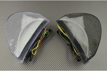 LED-Bremslicht mit integrierten Blinker für Honda Cb600 Hornet 2007 - 2010