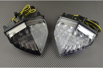 LED Taillight with Integrated turn signals for Honda CB1000R CB600 Hornet 11 / 15