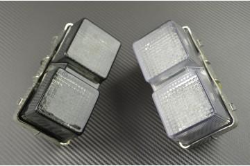 Feu Stop Led Clignotants Intégrés Honda VTR SP1 SP2