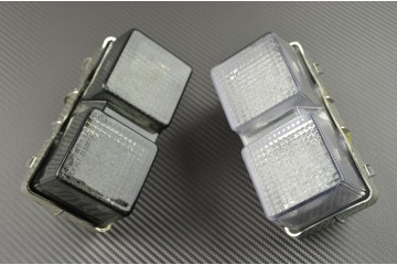 LED Taillight with Integrated turn signals for Honda VTR SP1 SP2