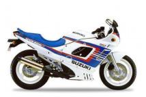 GSXR 600 1987-1989