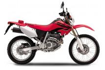XR 250 1990-2005