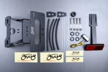 Porta-matriculas especificas AVDB