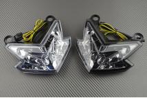 Feu arrière LED clignotants intégrés