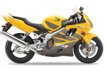 CBR 600 F 2001-2005