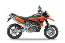 Supermoto 950 / SMR 2007-2008
