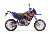 Supermoto 640 2000-2005