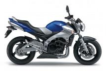 GSR 600 2006-2011