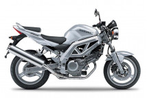 SV 650 2003-2012