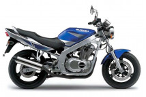 GS / GSF 500 1989-2009
