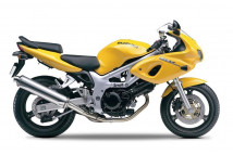 SV 650 S 1999-2002
