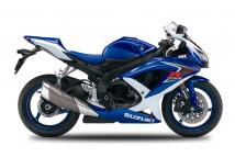 GSXR 600 2008-2010