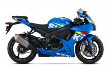 GSXR 600 2011-2017